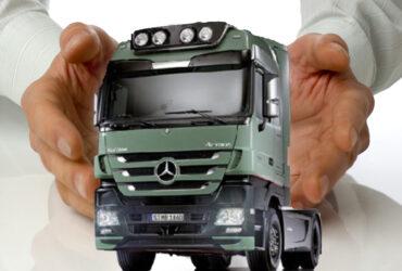 Κάθετη μονάδα υποστήριξης φορτηγών.